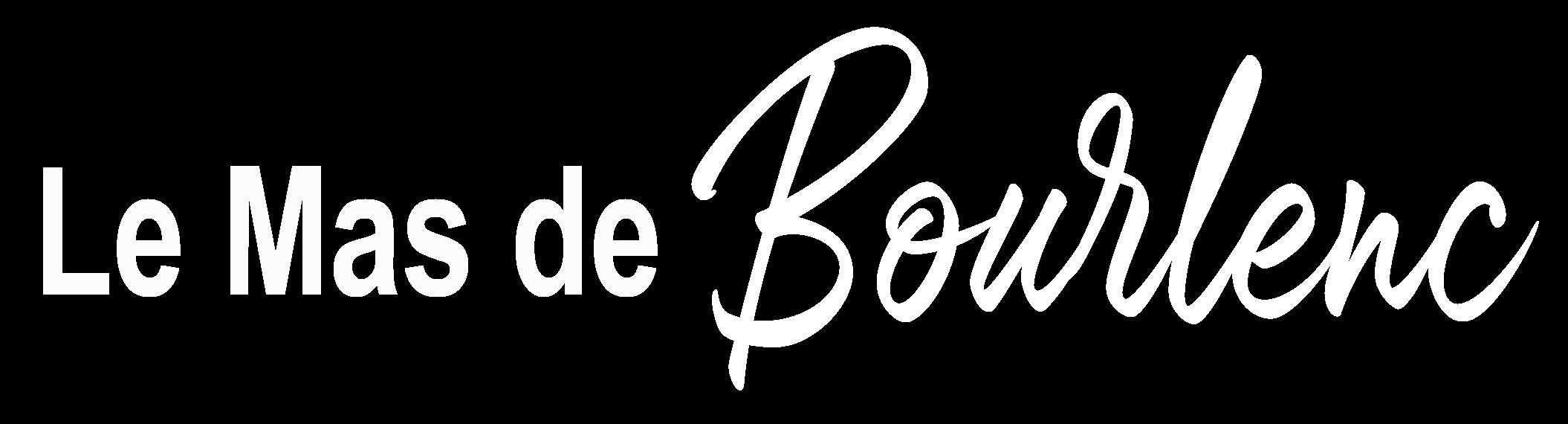 Le Mas de Bourlenc